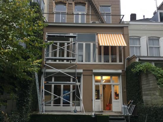 Vervangen houten ramen met isolatieglas