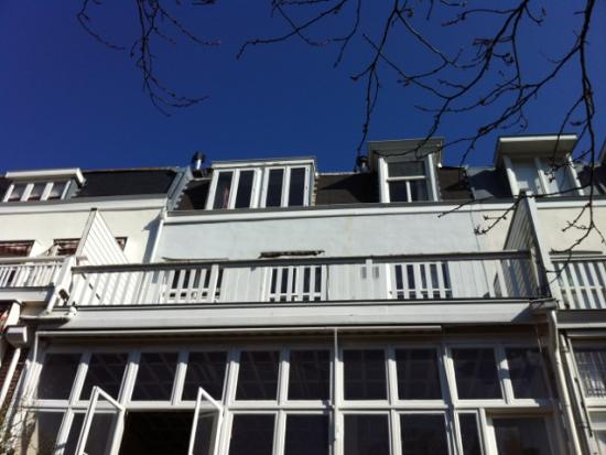 Vervangen oude houten kozijnen, houten ramen, aanbouw, Den Haag