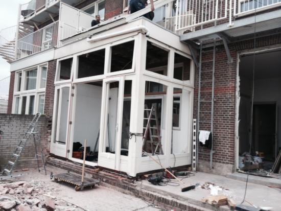 Nieuwe houten kozijnen , houten ramen en deuren, den haag.