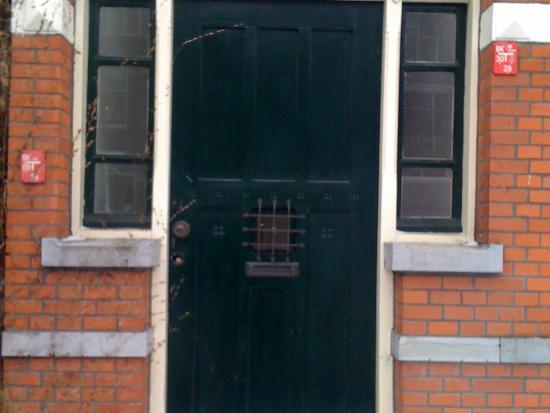 Vervangen deurkozijn