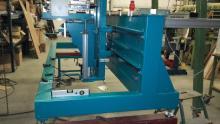 inkroosmachine in opbouw