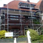 Vervanging van alle houten ramen en kozijnen, incl. isolatieglas